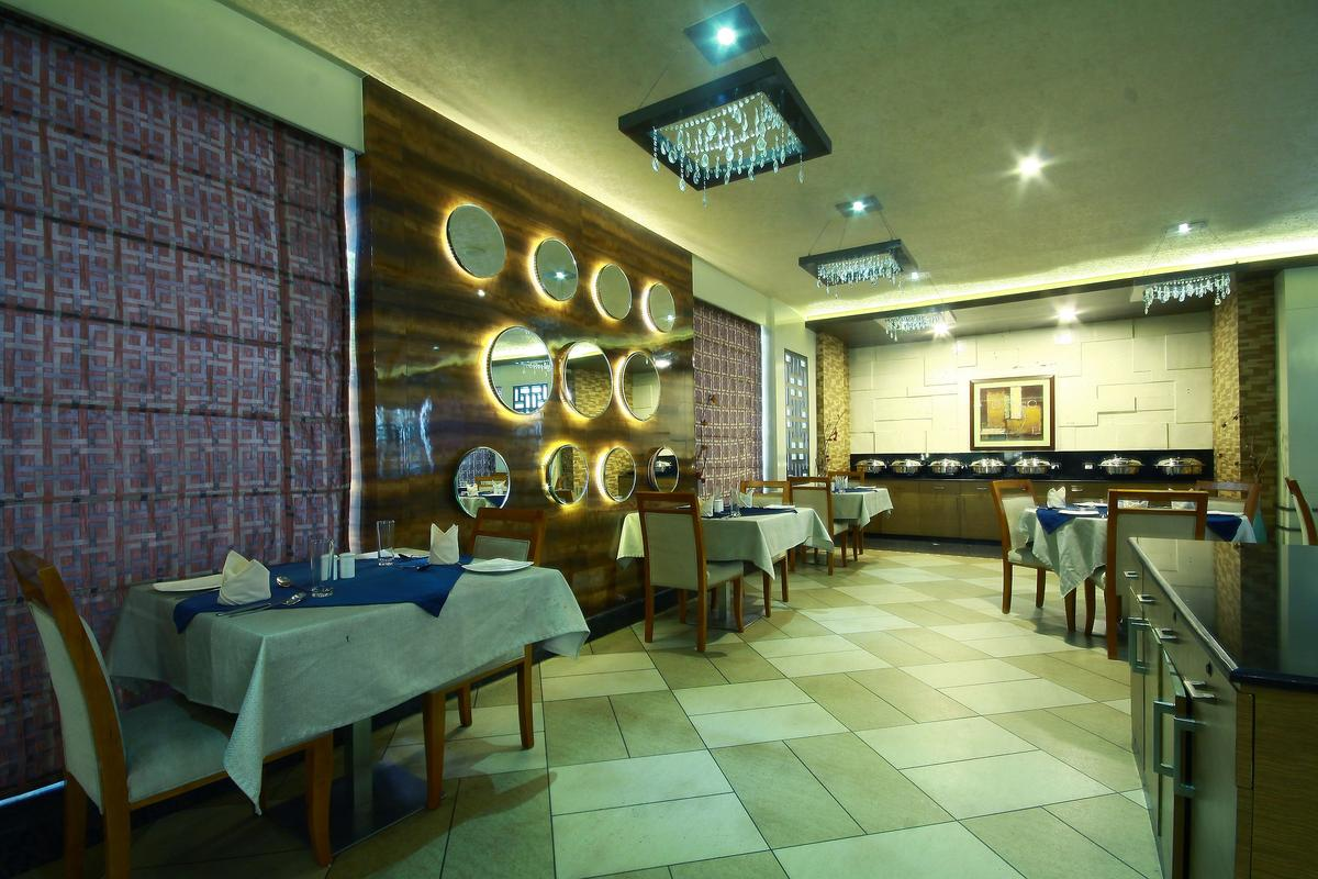 Excellency Hotel Bhubaneswar Restaurant