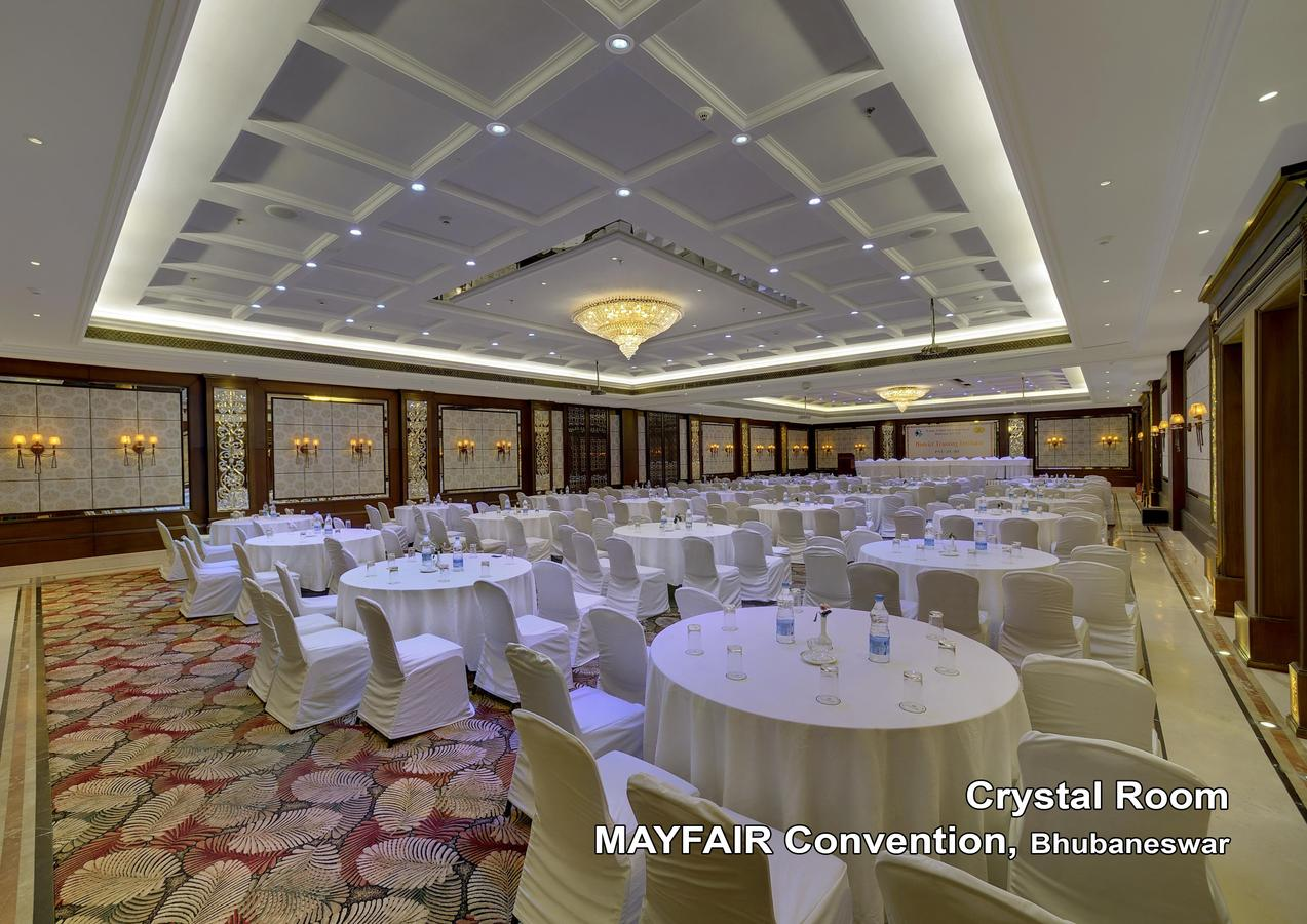 Mayfair Convention Hotel Bhubaneswar Restaurant